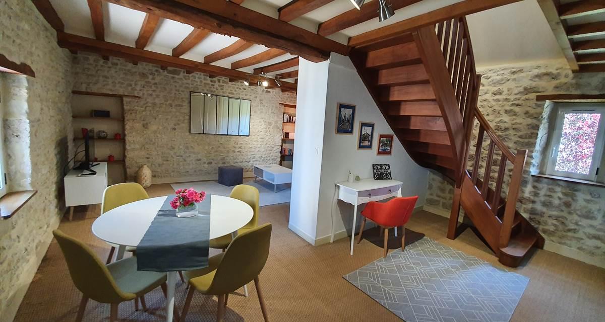 Le Gîte ARTY - 4 personnes - 68 m² - 2 chambres
