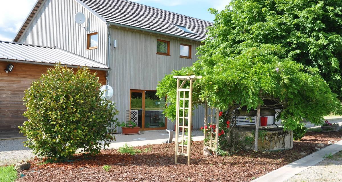 Le Green Camp d'Octavie  la porte d'entrée