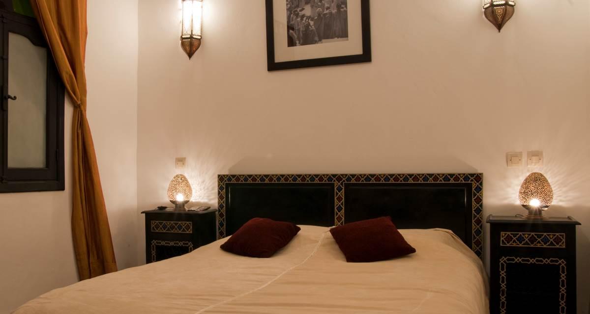 Riad Dar Foundouk et Spa Chambre Standard 1
