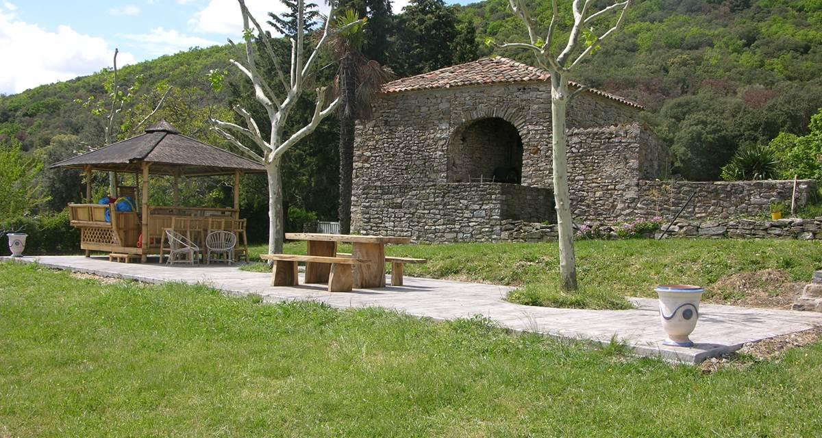 Clède et Terrasse d'été