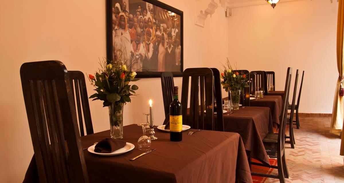 Riad Dar Foundouk et Spa Restaurant