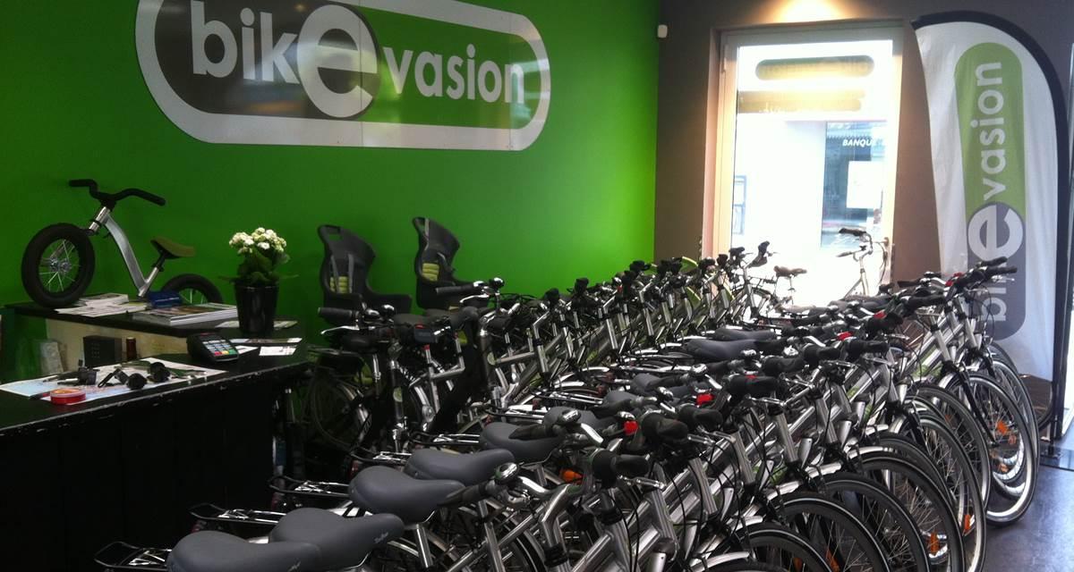 300 vélos à votre disposition !