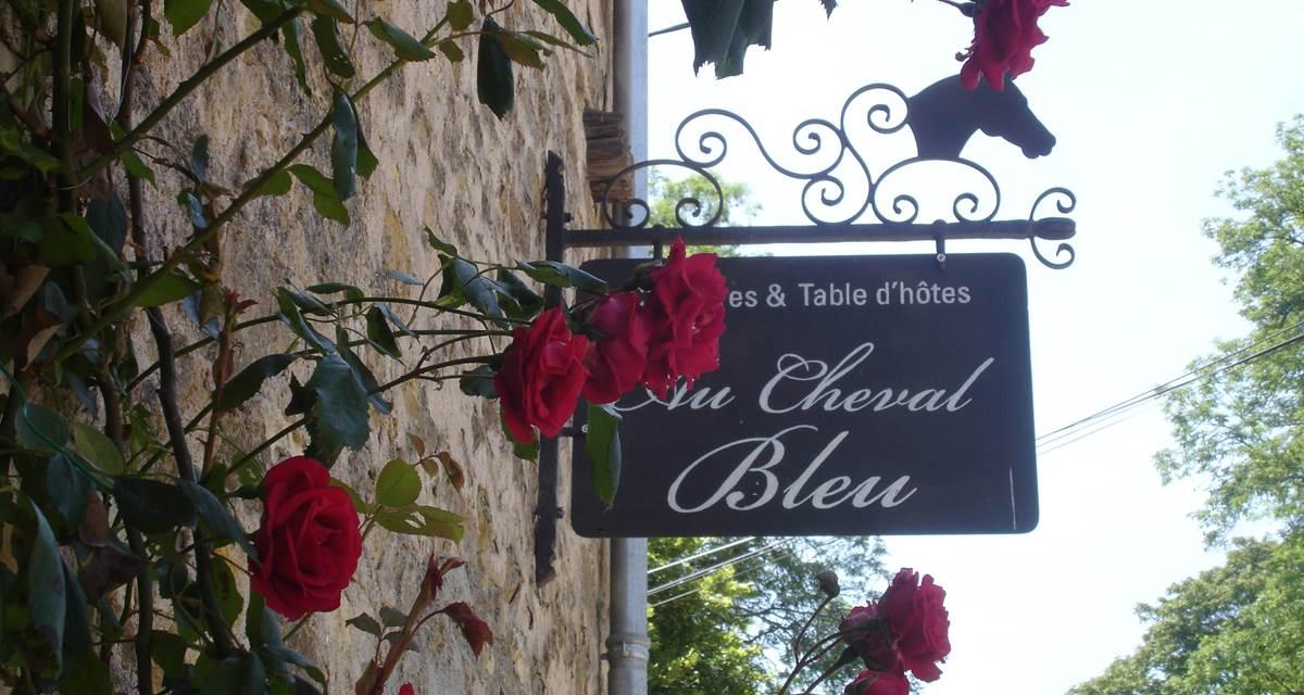 Chambres d'hôtes Au Cheval Bleu