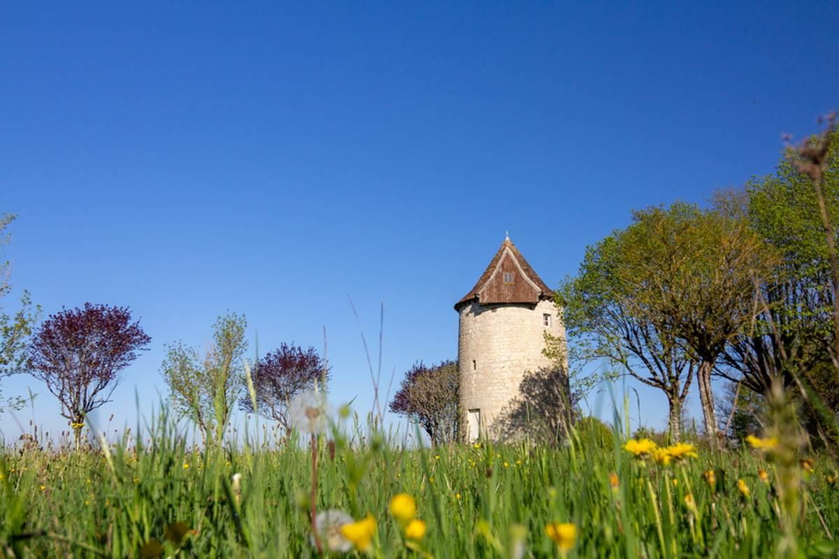 Moulin de Soulomés