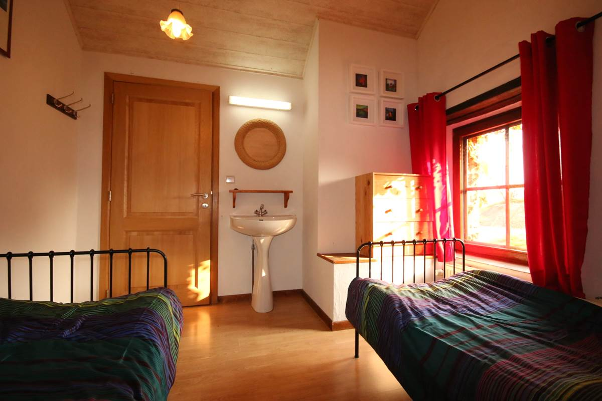 Toutes les chambres disposent d'un lavabo