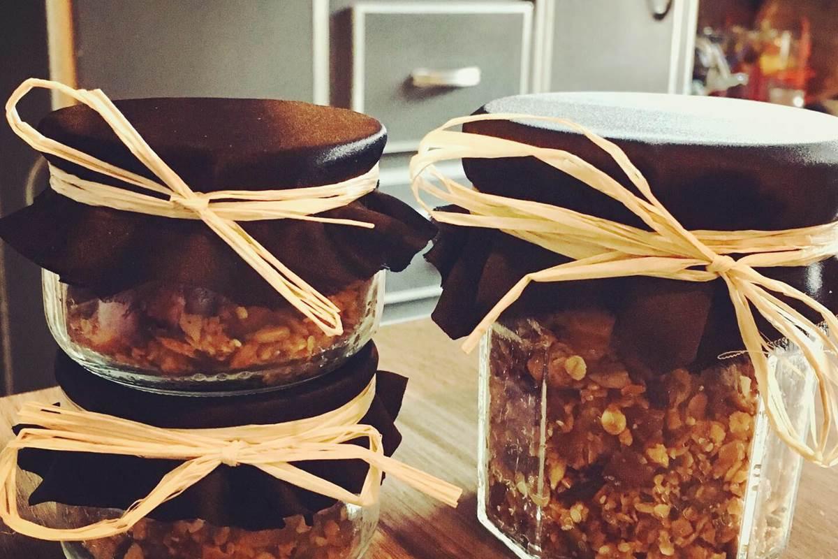 Granola Maison - HomeMade Granola