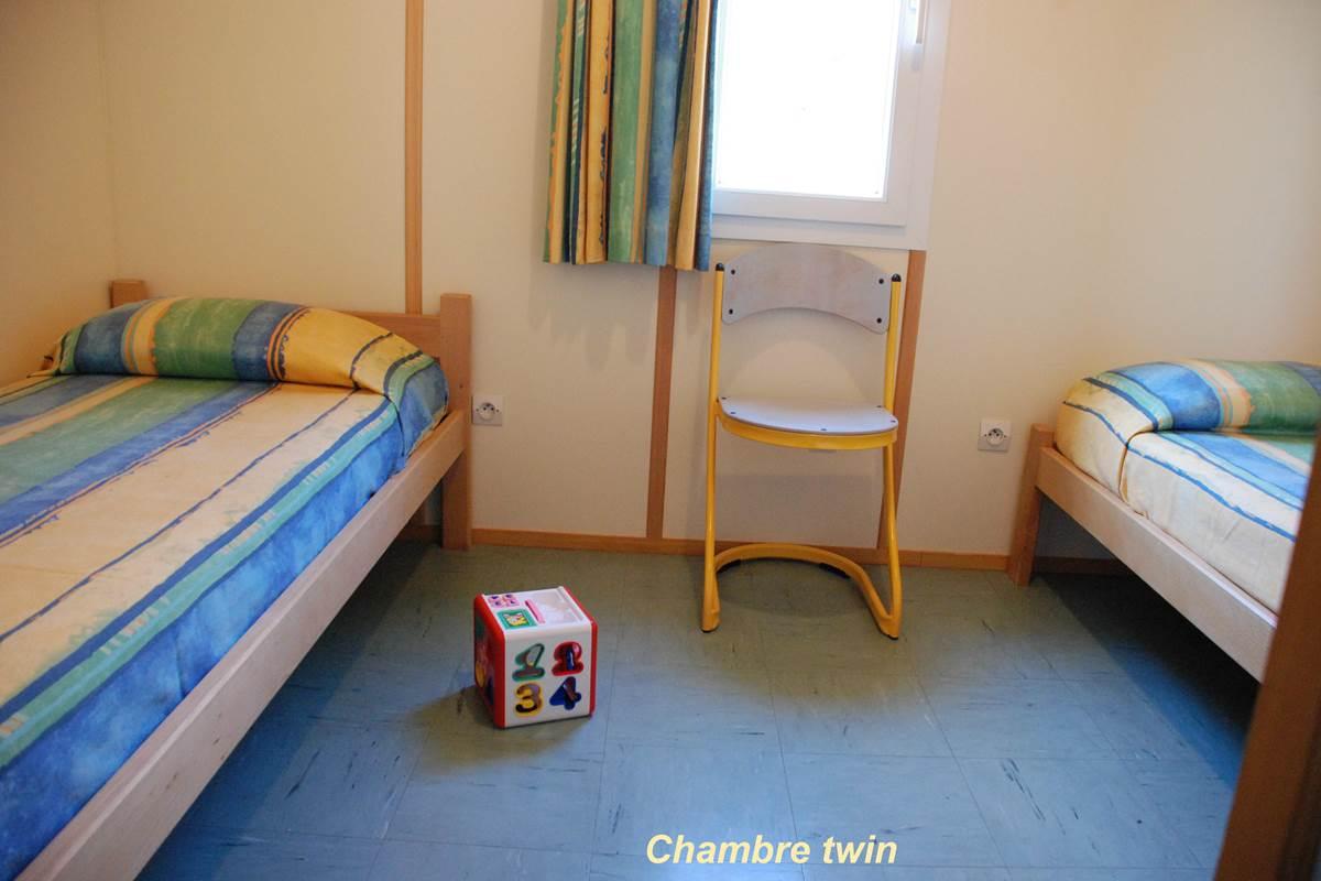 Chambre twin