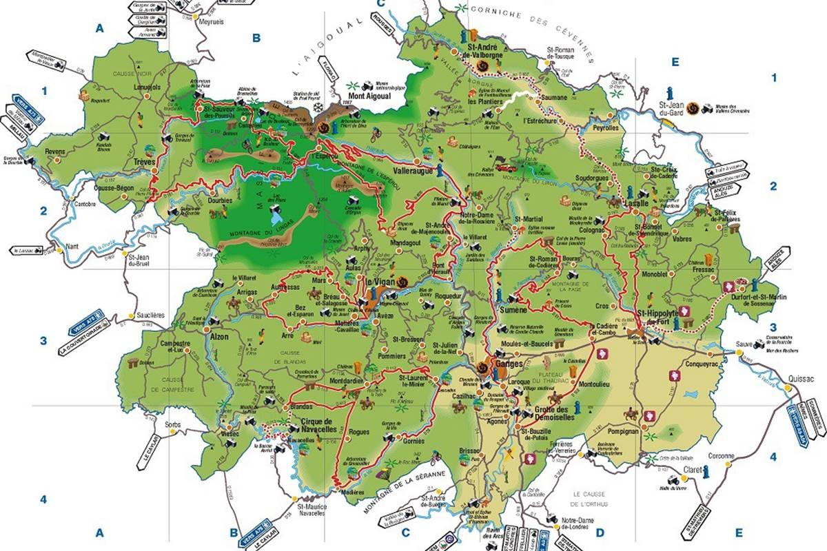sudceven-carte territoire