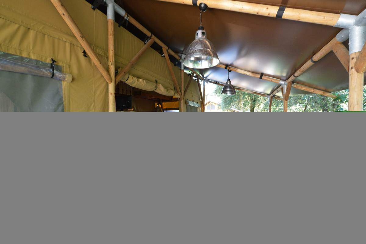 Safari-Lodge - Camping Les Pins d'Oléron - Ile d'Oléron