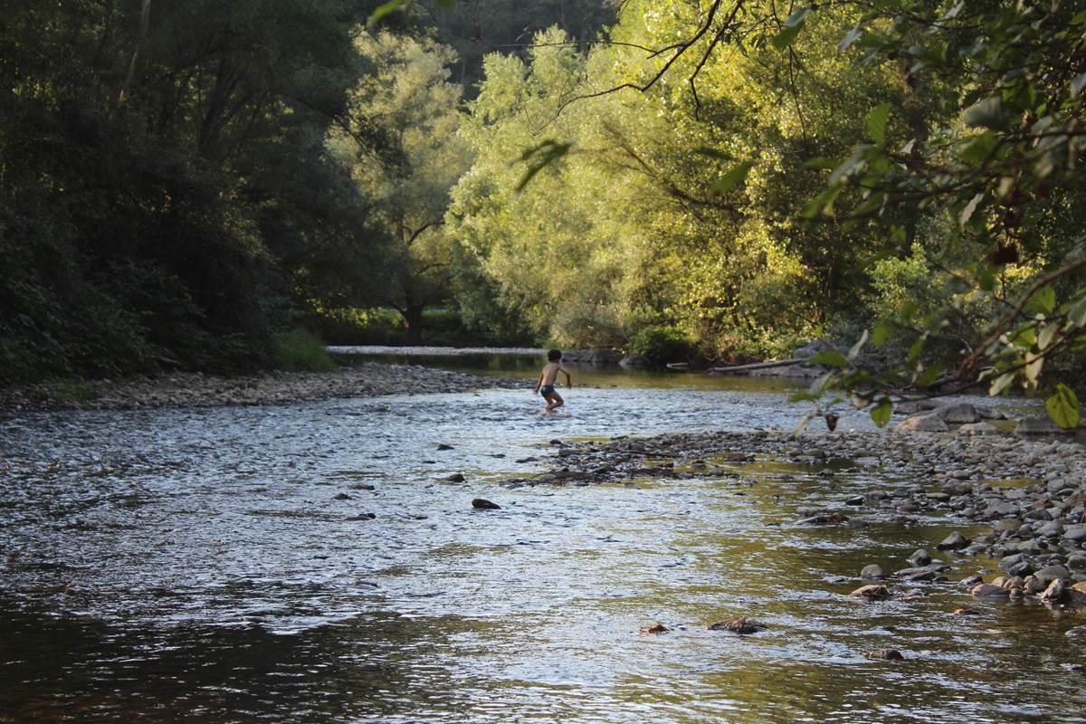pêche en rivière saumon truite gave d'aspe gave d'oloron gave de pau
