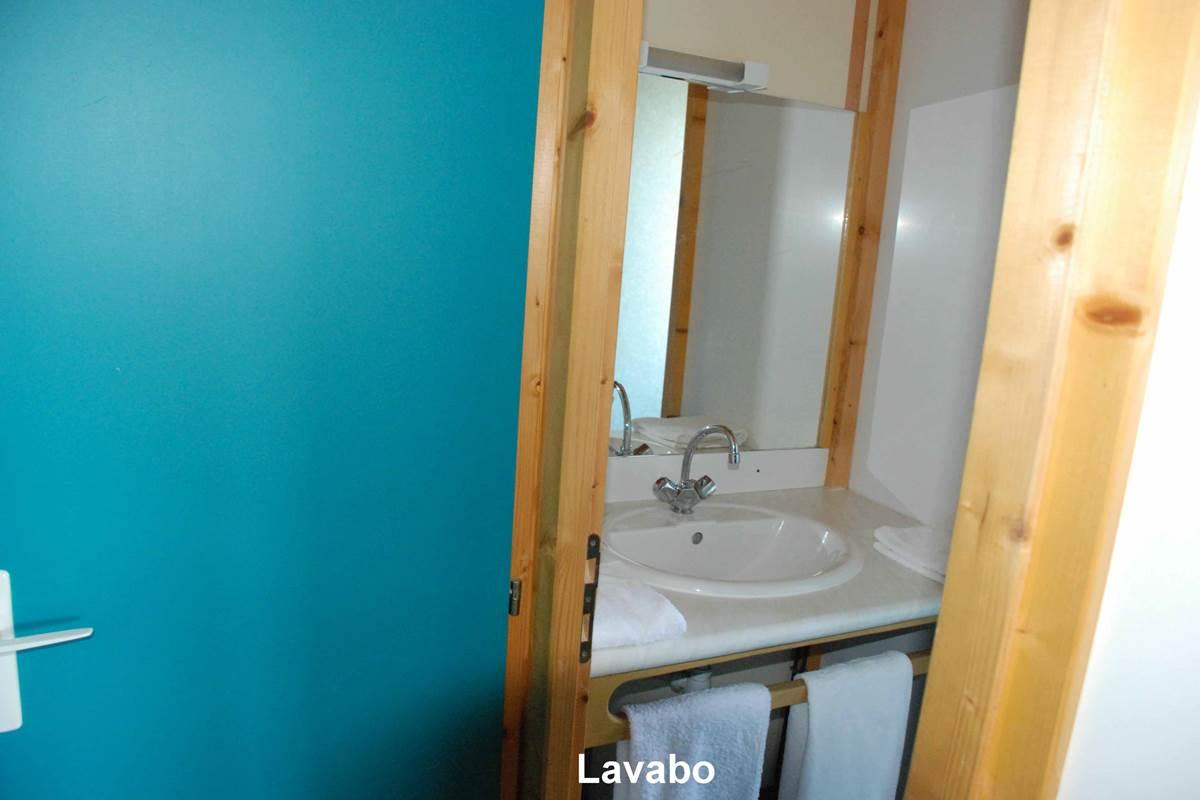 2 salles d'eau identiques