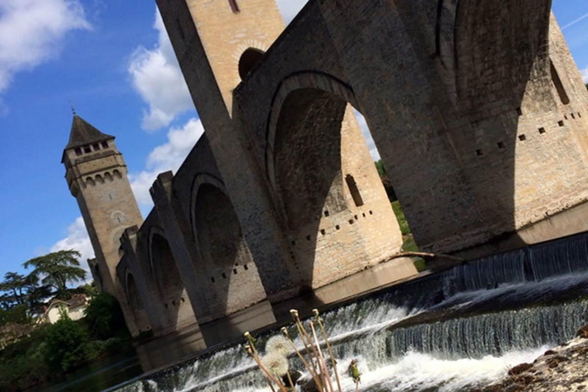 Pont Valentré © Lot Tourisme C. Novello