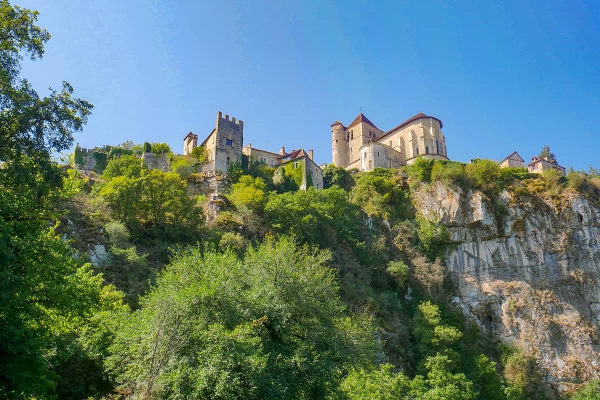 Saint-Cirq-Lapopie Lot Tourisme - C. Seguy
