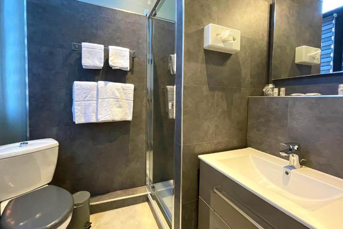 Chambre Standard - Salle de bain avec douche