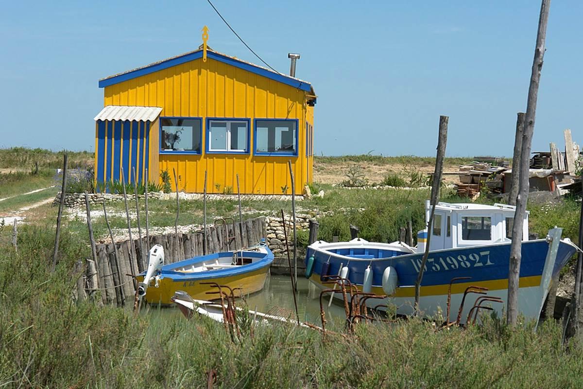 Cabane Ostréicole Ile d'Oléron