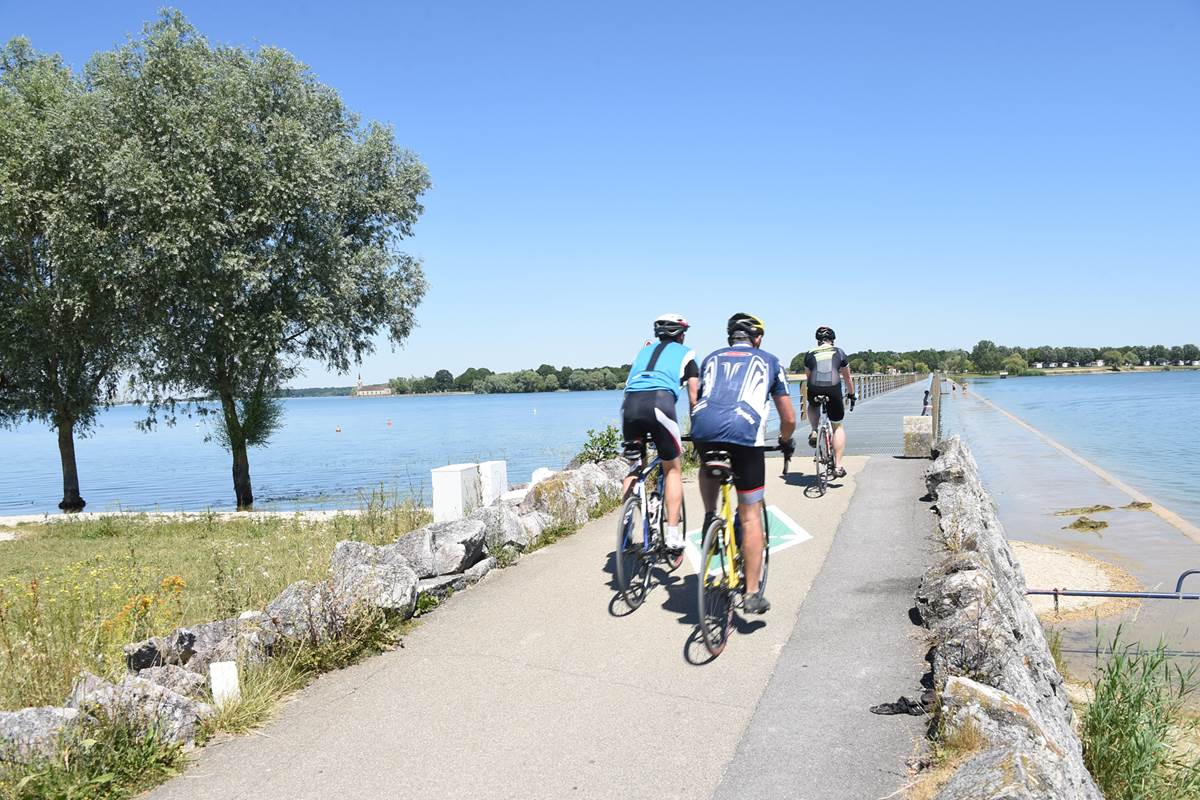 Vélo-Passerelle- Eric Colin - Ville de Saint-Dizier