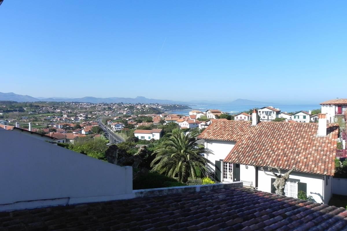 Chambre Double Supérieure - Vue - Mer et Montagnes