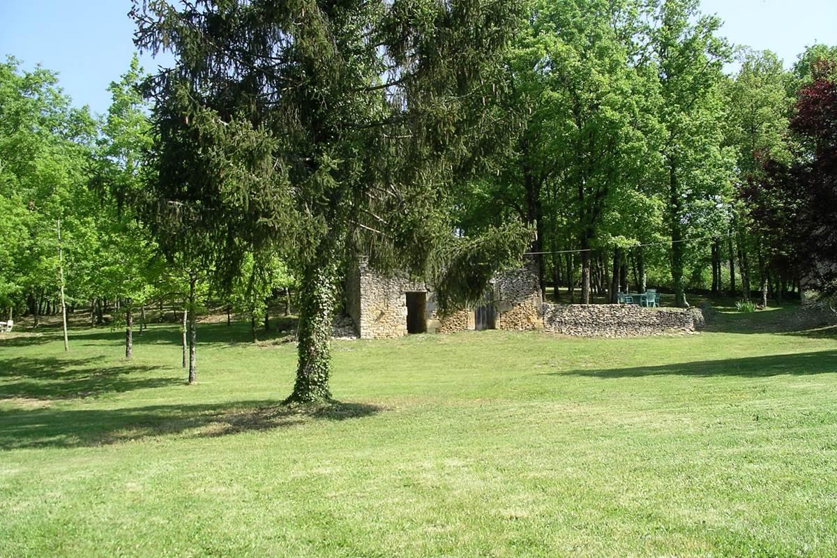 parc chambres d'hôtes dordogne Feuillantines