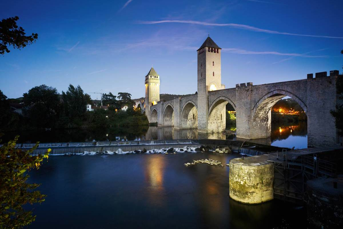 Pont Valentre - Cahors