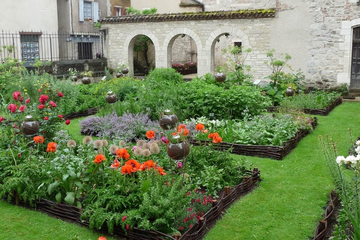 Jardins Secrets - Cahors © Lot Tourisme - E. Ruffat