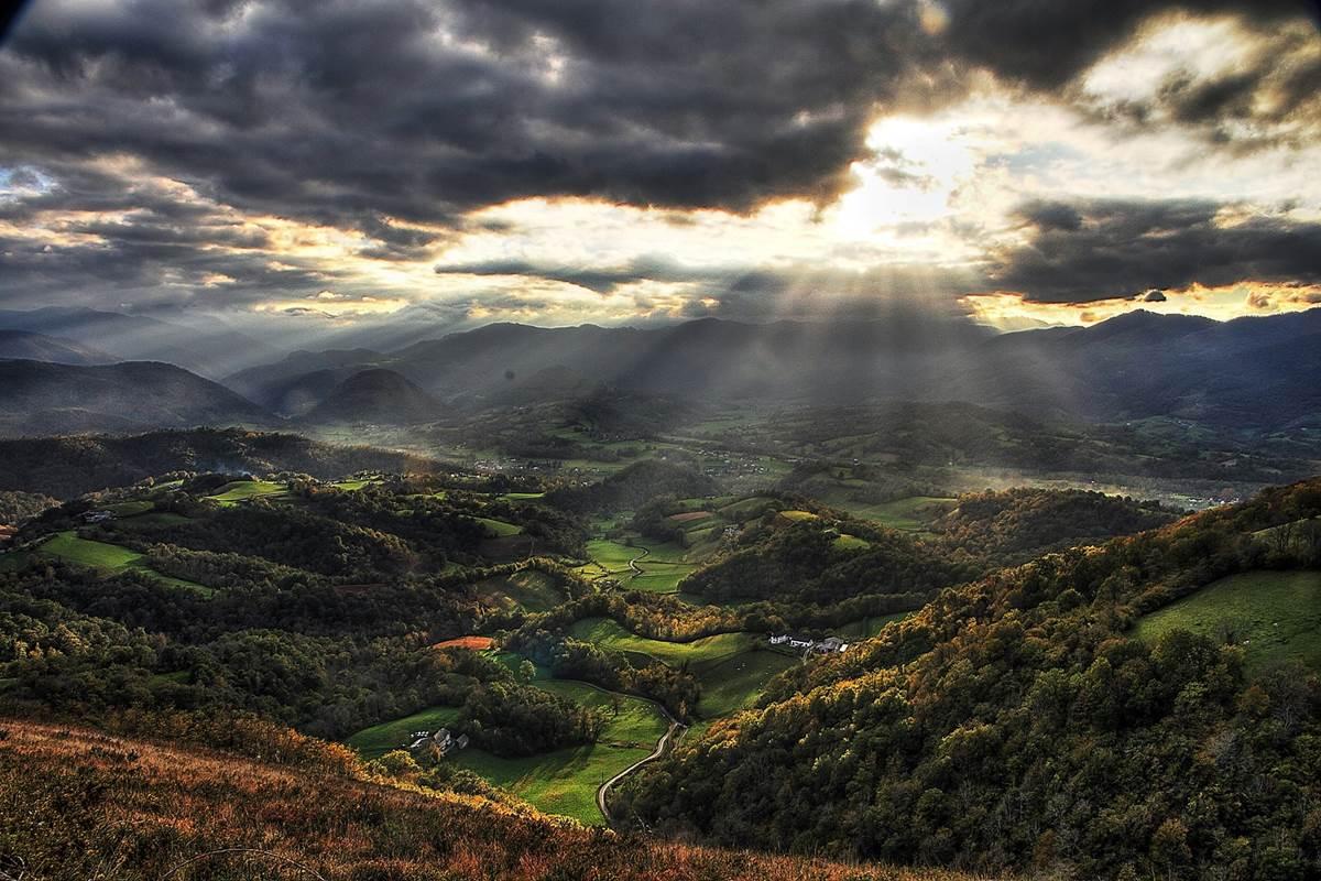 66 randonnées Pyrénées Atlantiques