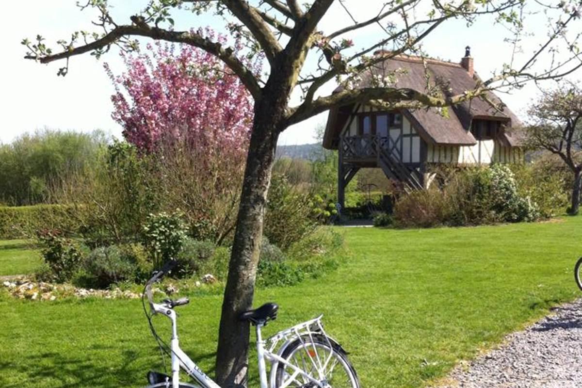vélo jardin
