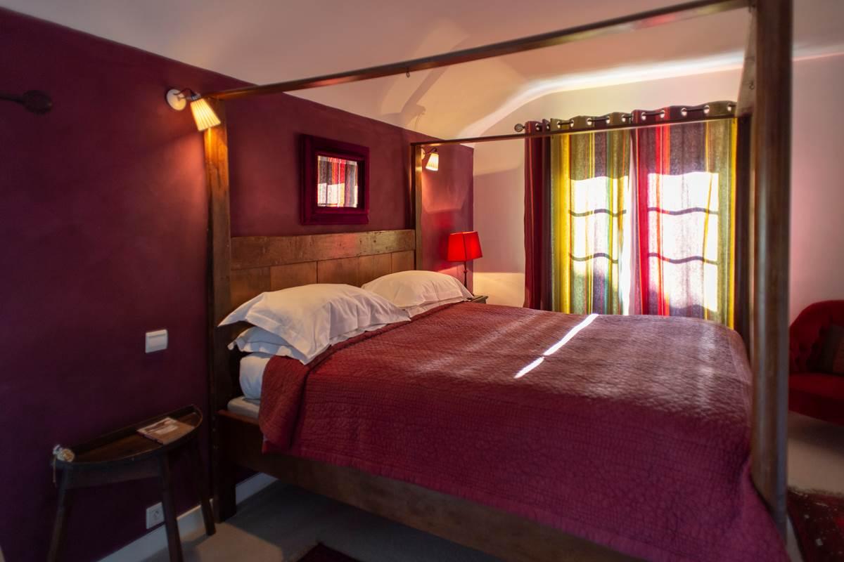 Chambre KIRIN Grande Maison (c) Michel Dartenset