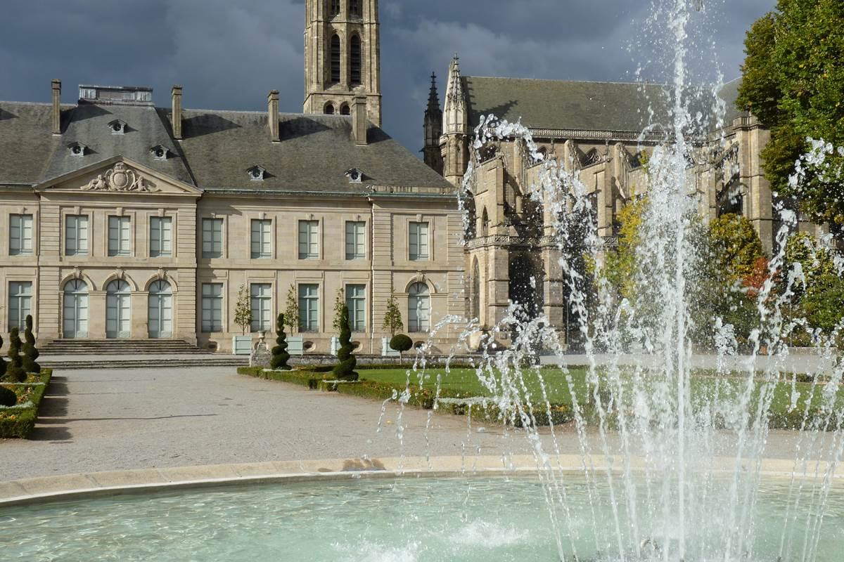 Les jardins de l'évêché - Limoges