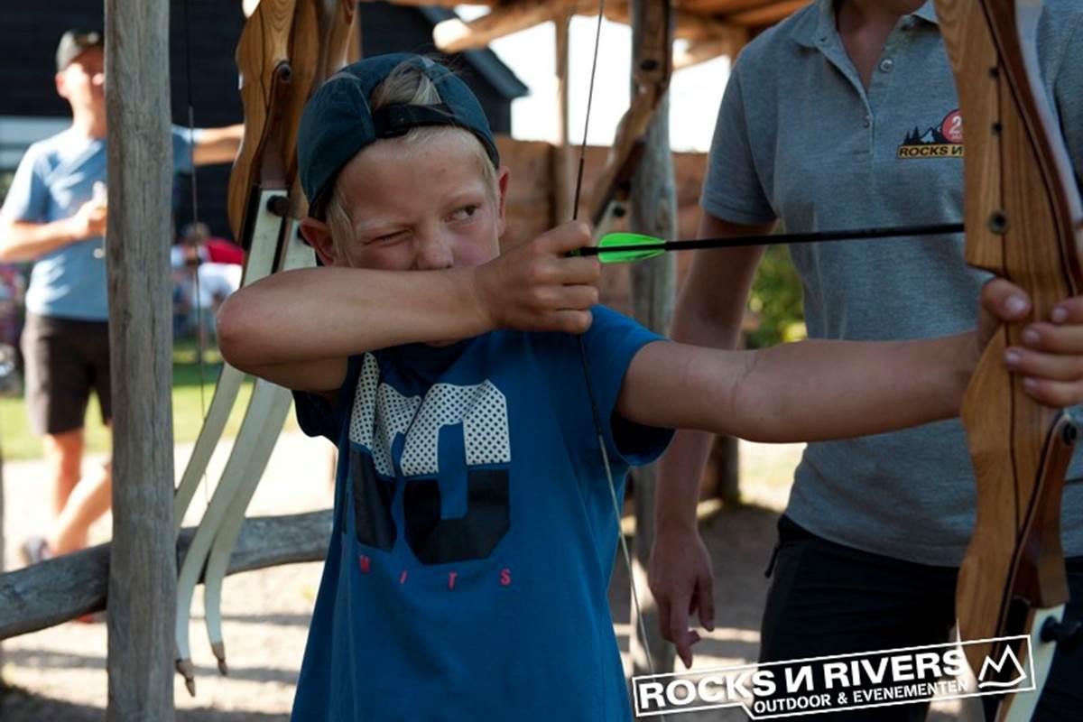 Boogschieten voor kinderen