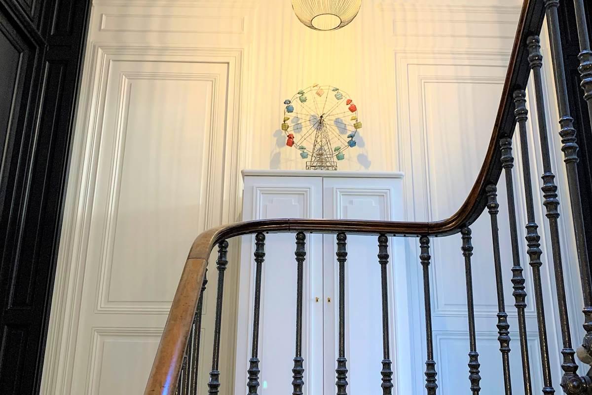 Escaliers'