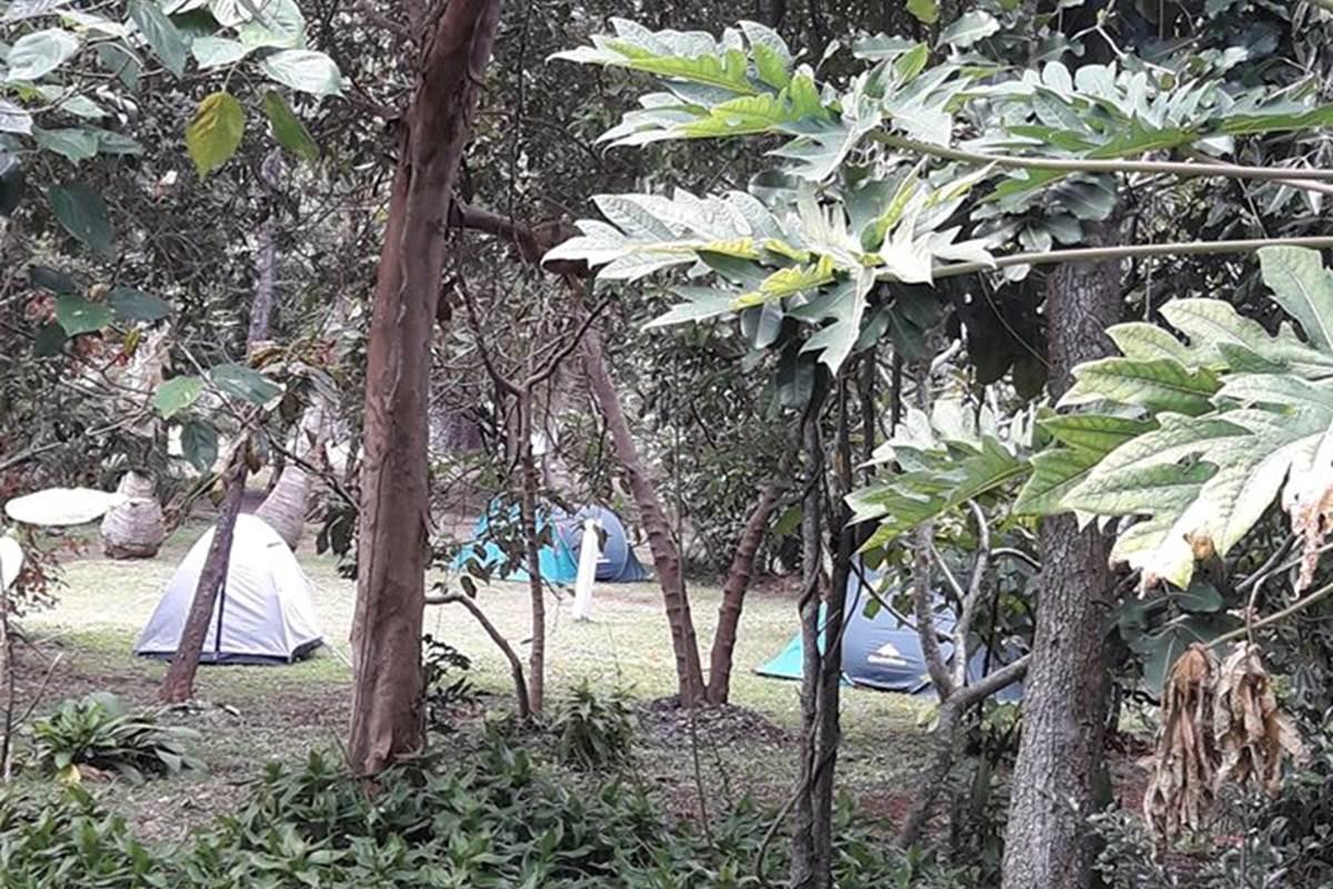 Atchu Camping