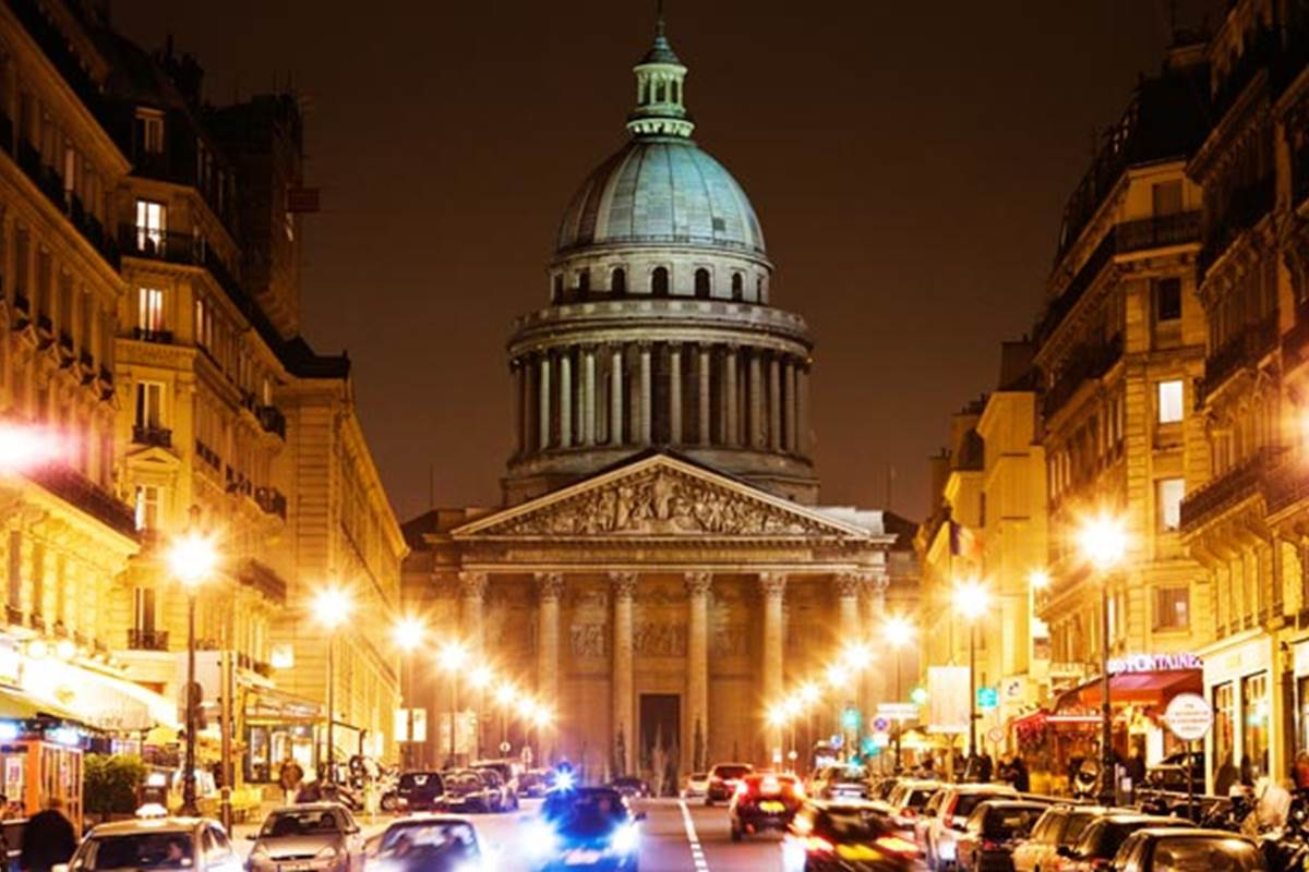 Pantheon-nuit