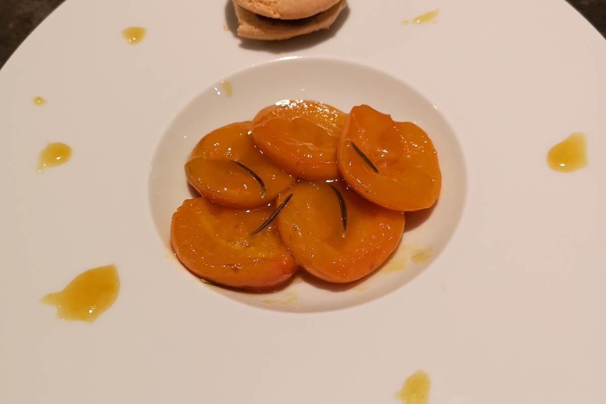 Confit d'abricot