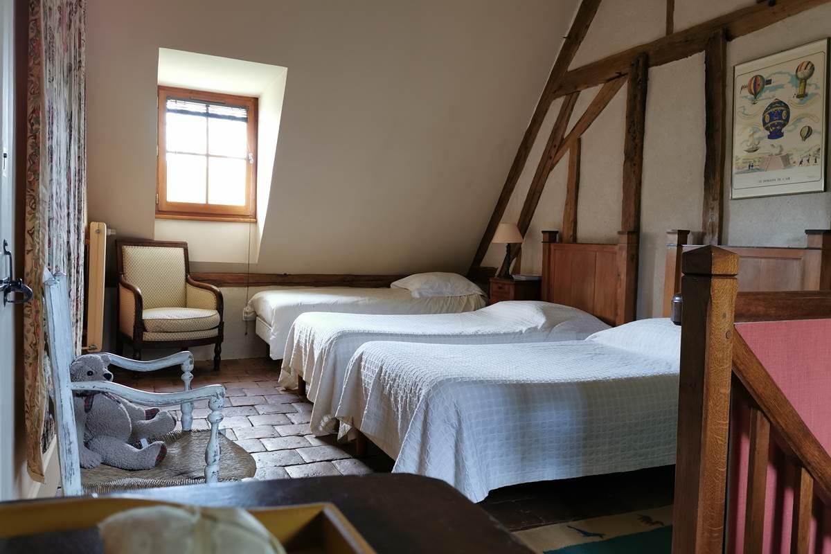 L'Annexe la chambre palière de la suite familiale