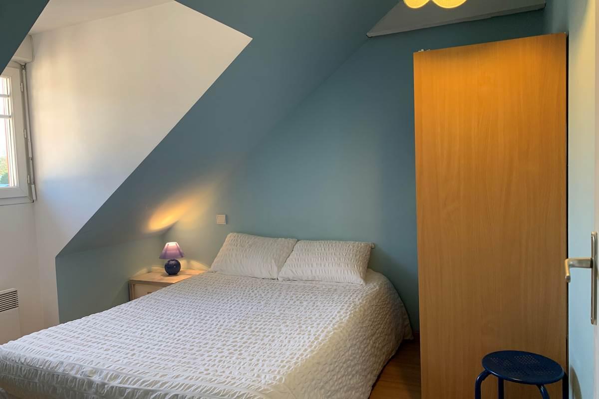 Chambre Double T3 Appart-Hôtel les Palombières