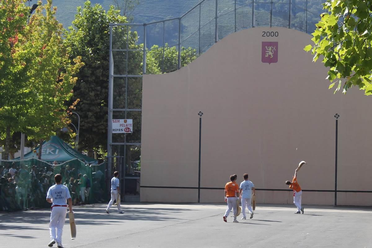 19 pelote basque vacances sportives