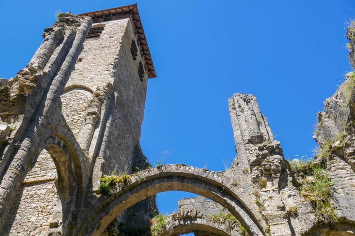 Abbaye de Marcilhac-sur-Célé Lot Tourisme- C. Asquier