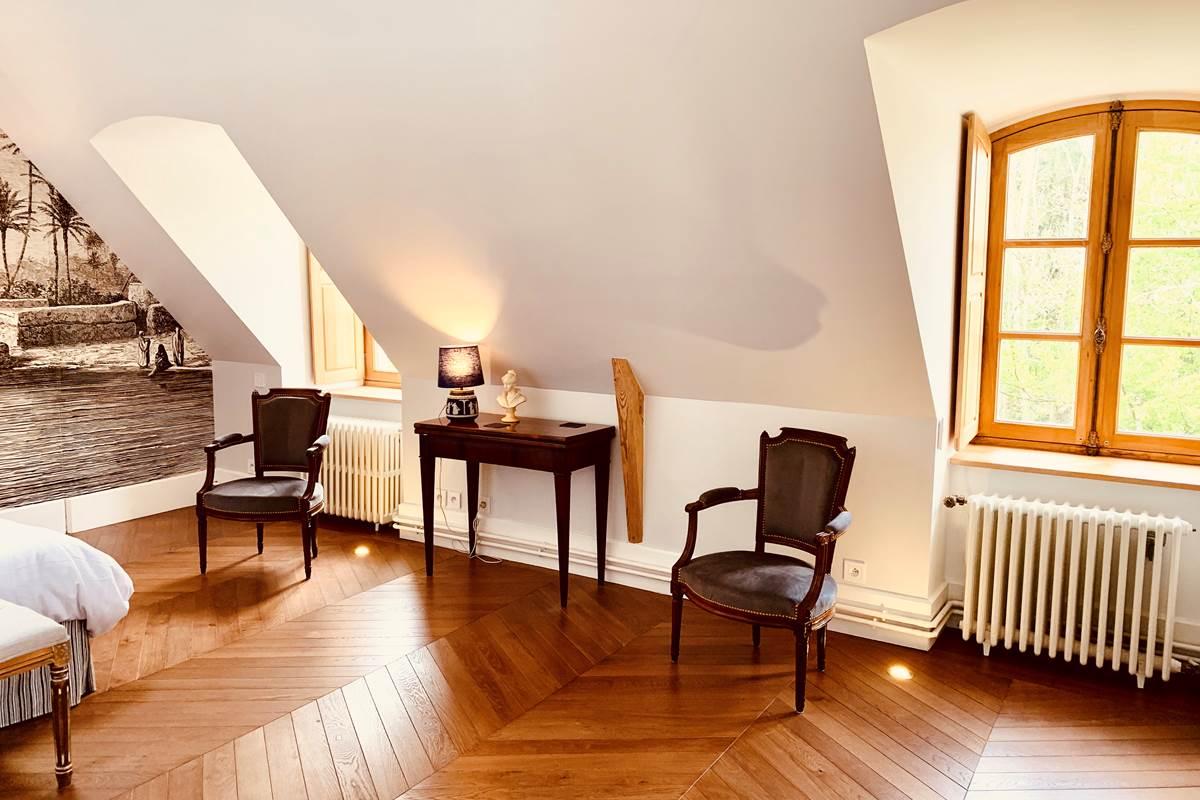 Suite Edouard MANET fauteuils