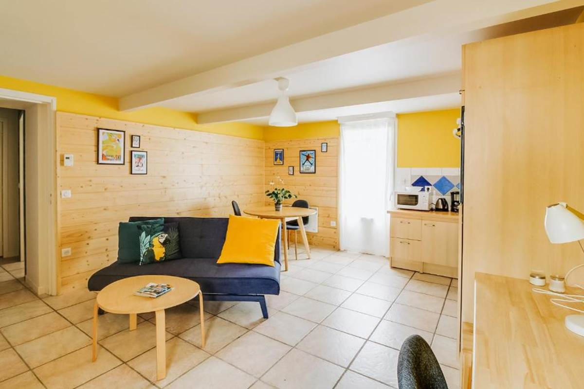 Appart Hotel les Palombieres 1 chambre