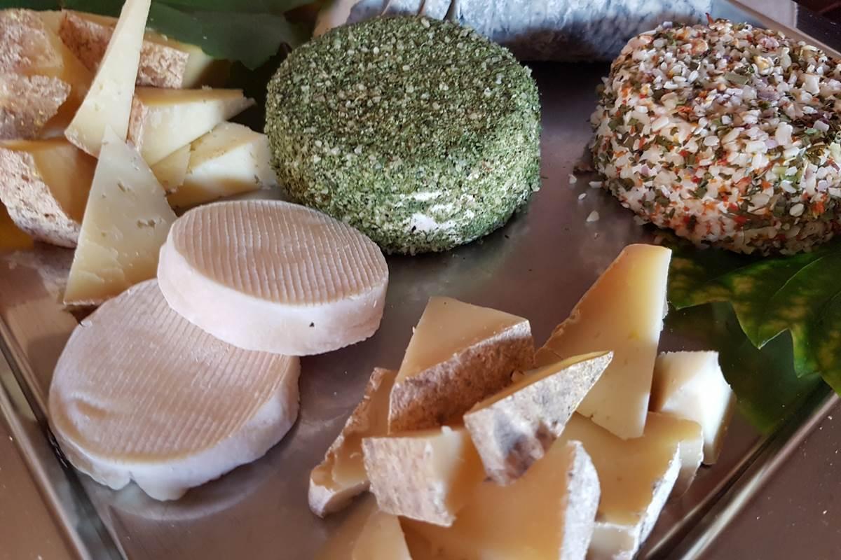 plateau de fromages du Pays Limousin 87120