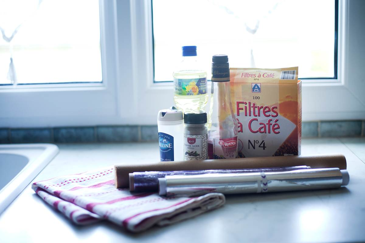 Torchon, épices et détailles