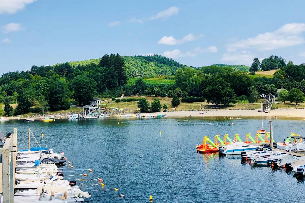 Port lac