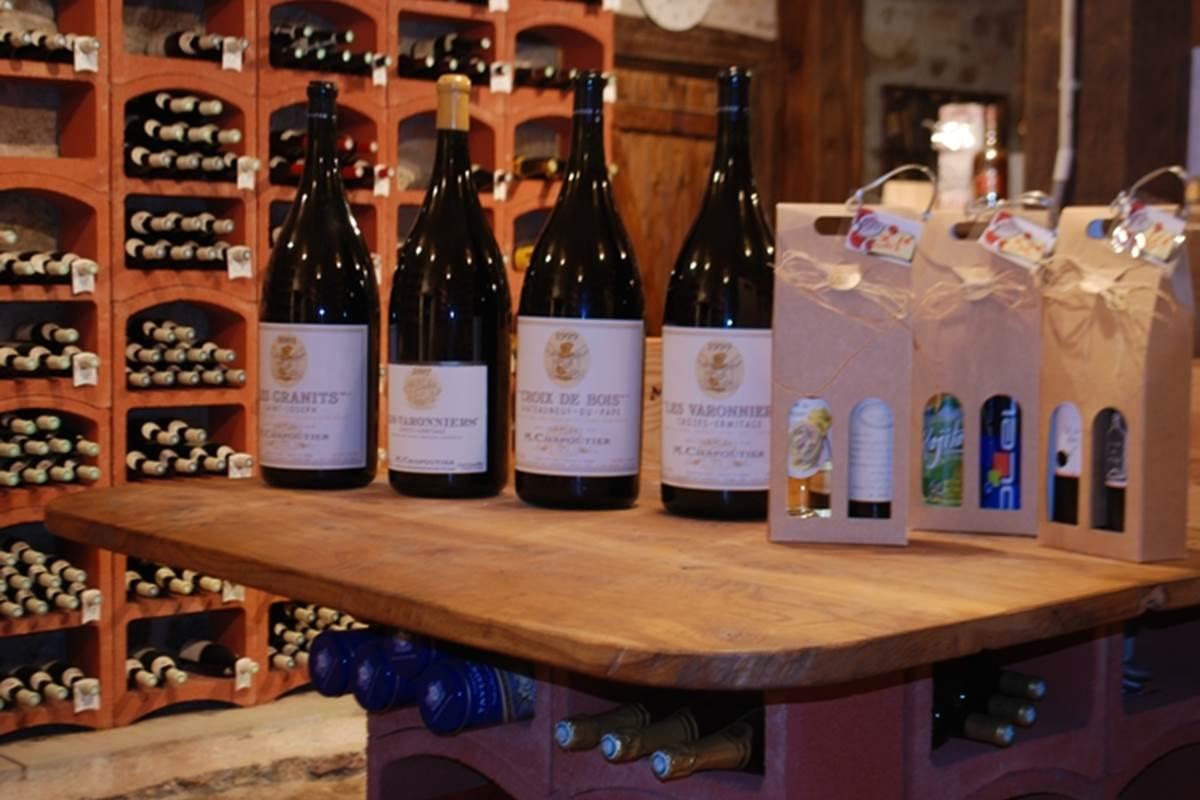 Mathusalems Jeroboam magnum bouteille Boutique Le Ranch des Lacs