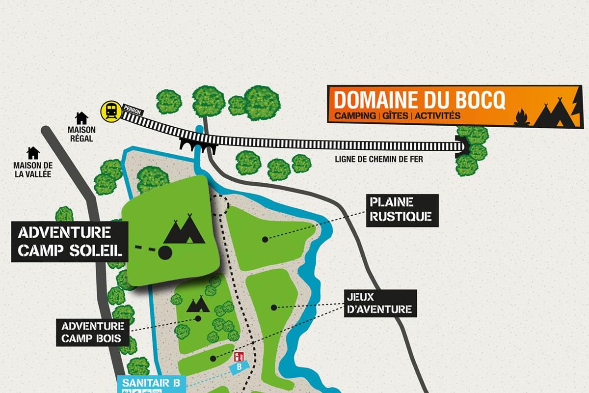 AC soleil map