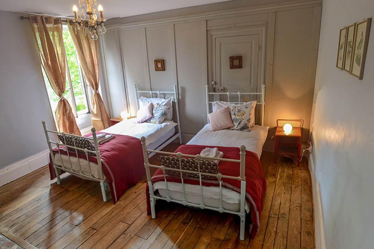 Maison Volière - chambre toucan suite