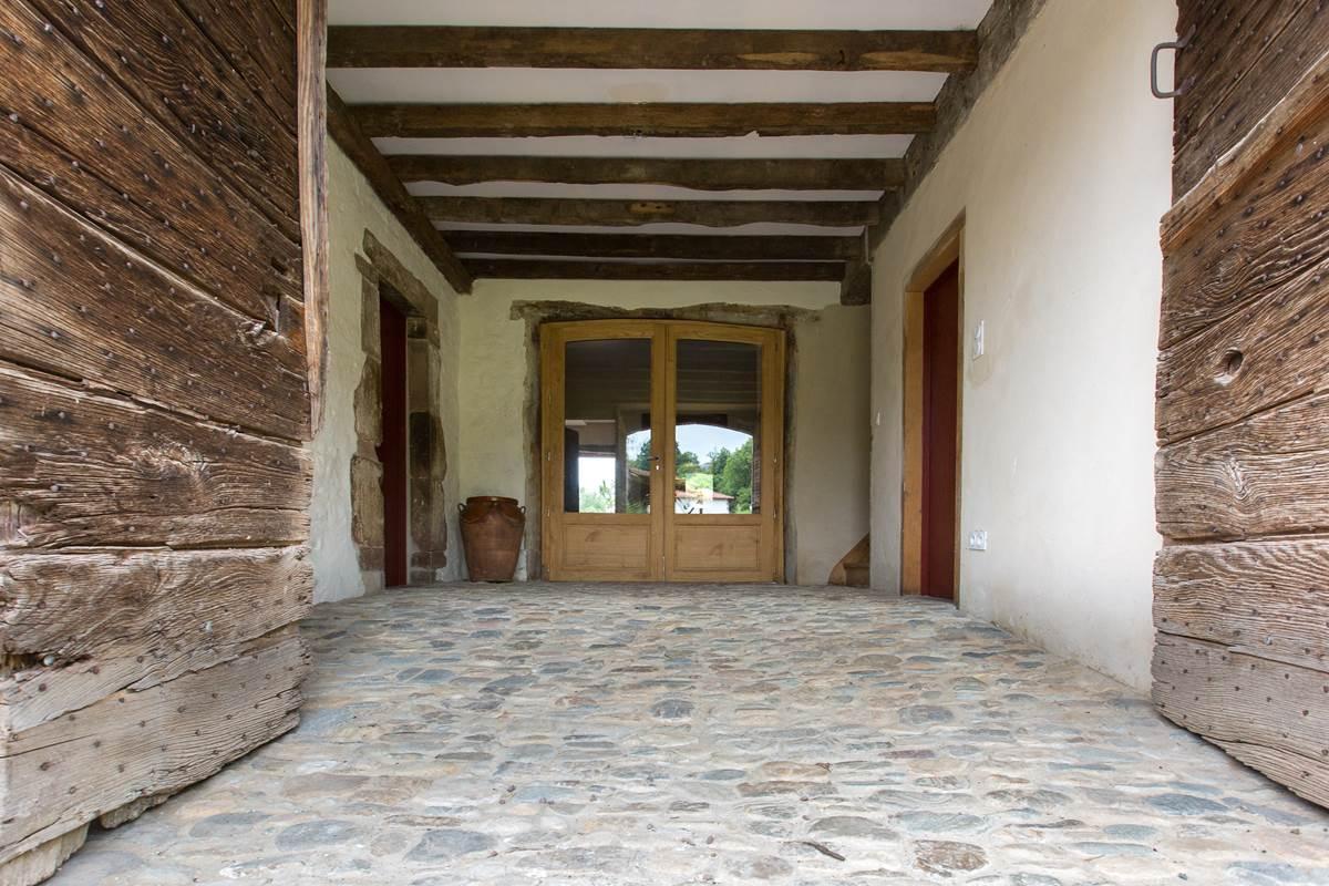 maison Joangi entrée