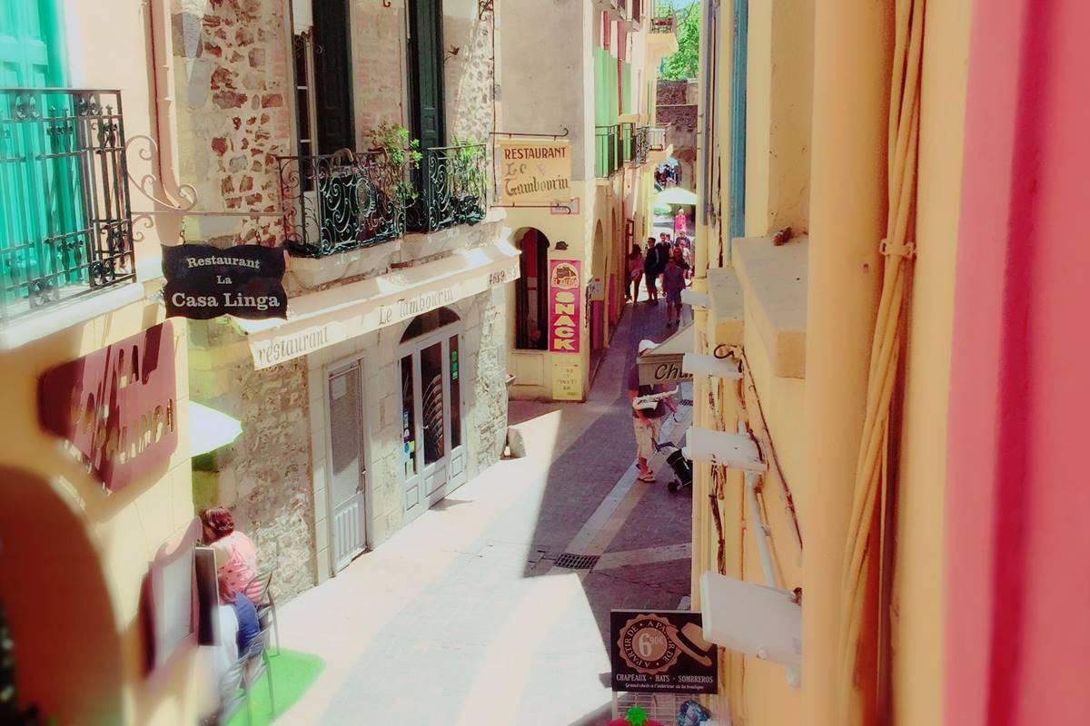 residence saint vincent collioure
