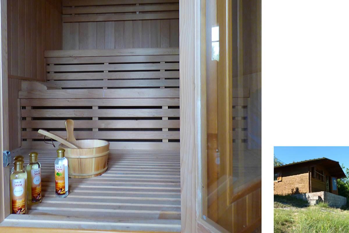 photo sauna