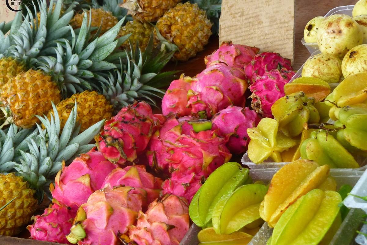 Au marché, toutes les saveurs de La Réunion !