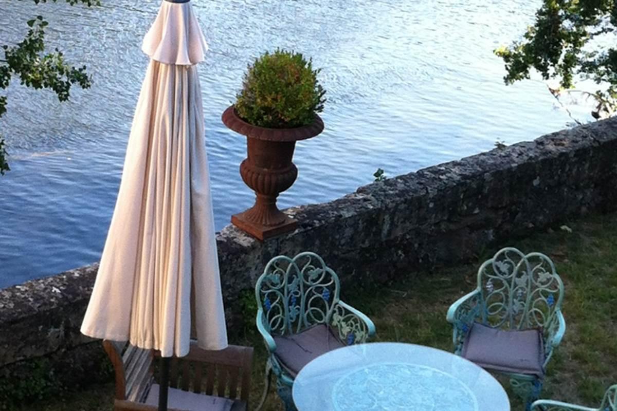 Rebière d'or-Terrasse sur l'eau